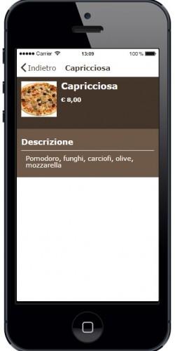 pizzappcapricciosa