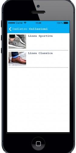 ShoesApp_collezioni